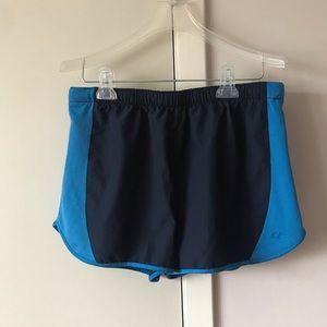 NordicTrack men's short running shorts large